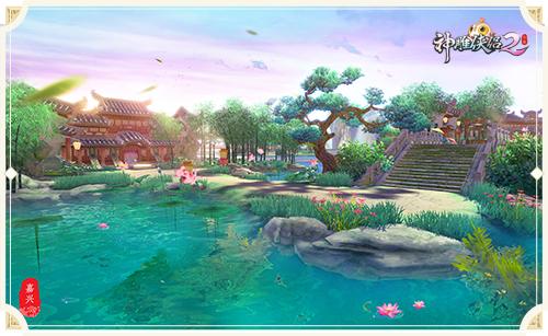 3D回合MMORPG手游《神雕侠侣2》首测7月5日开启-425