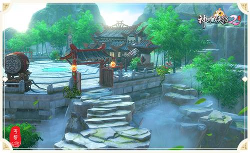 3D回合MMORPG手游《神雕侠侣2》首测7月5日开启-773