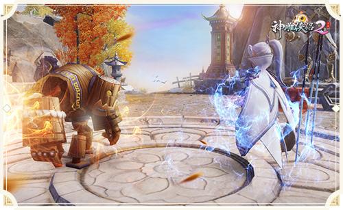 一息之间扭转战场:《神雕侠侣2》中一合决胜的套路-图7 宠物之间的对战.jpg