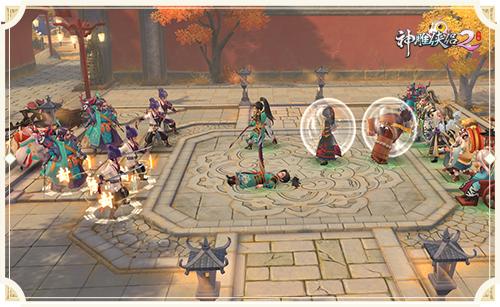 一息之间扭转战场:《神雕侠侣2》中一合决胜的套路-图5 战斗中一些武功能将敌人封印.jpg