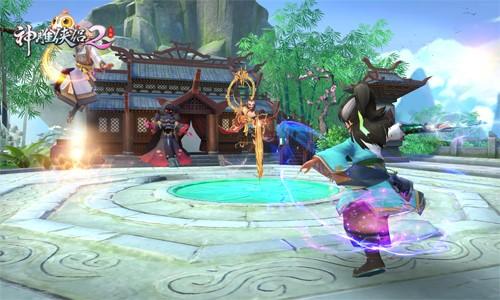 《神雕侠侣2》手游今日内测 八大玩法唤醒回合制-图8 使用出其不意的招式战胜敌人.jpg