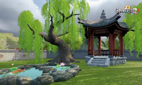 《神雕侠侣2·嗨!家人!》10月16欢乐上线 神行江湖筑家园-图3.jpg