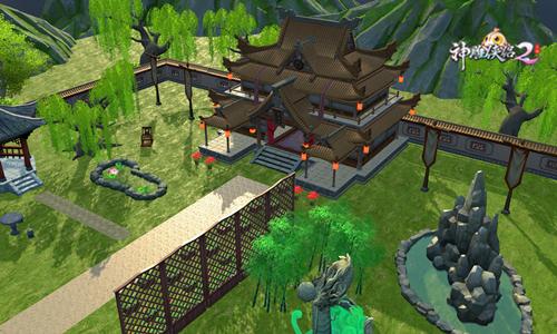 《神雕侠侣2·嗨!家人!》今日公测 开启爱与家园经营新篇-图3.jpg